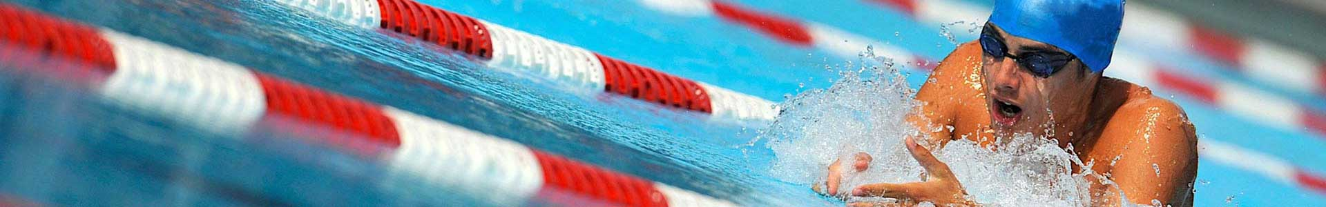 Swimming Lane Lines Page Banner