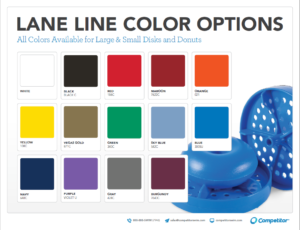 lane line color