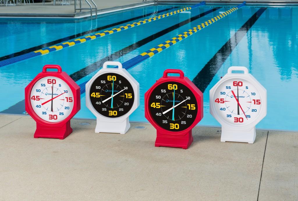 """15"""" Pace Clocks"""