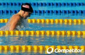 Competitor Breaststroke