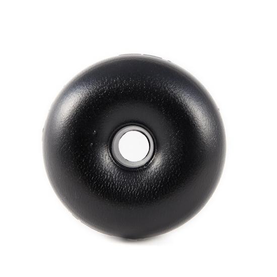 black-donut