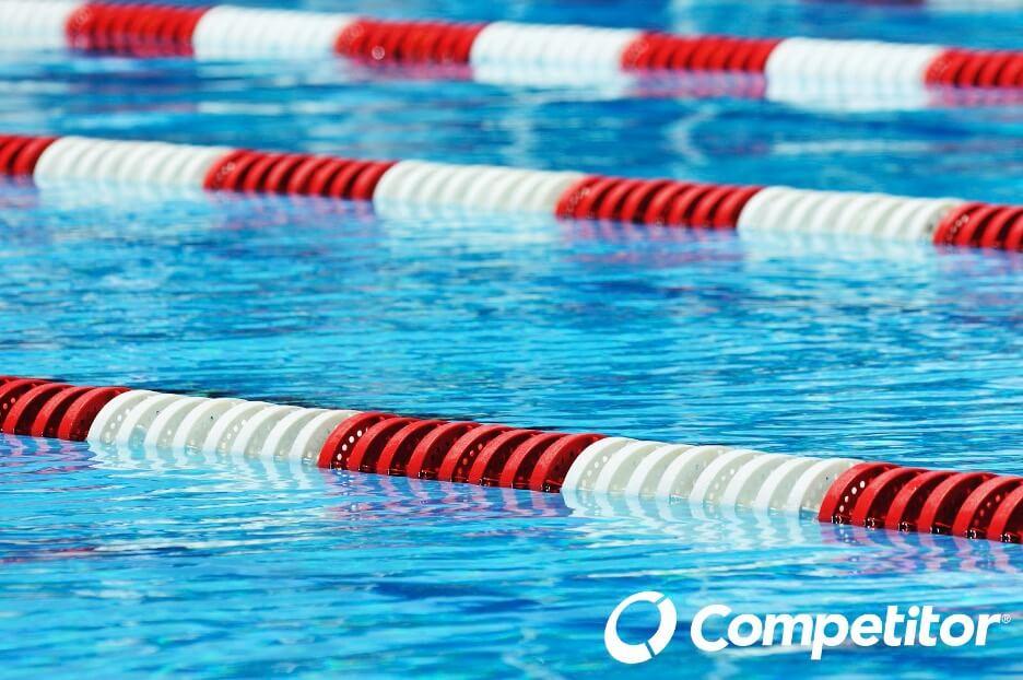 swimming lane line colors